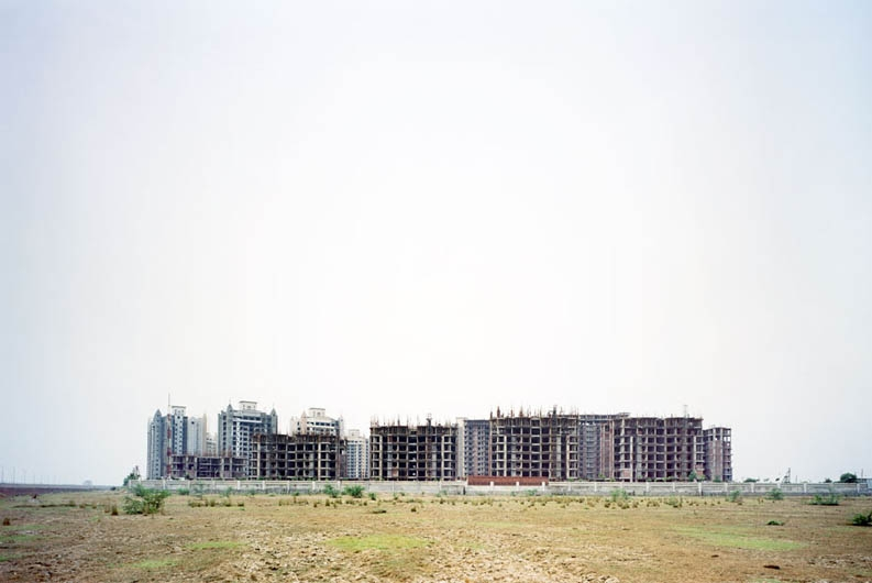 Next City (Chine, Inde, 2007-2008)