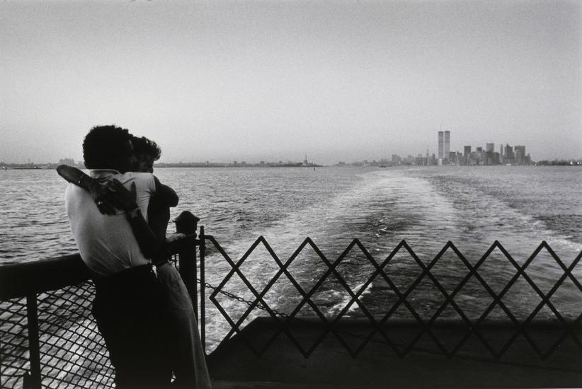 Raymond Depardon, 7 août 1981, New York , Série «Correspondance new-yorkaise » © Raymond Depardon, Magnum Photos. Collection Maison Européenne de la Photographie, Paris.