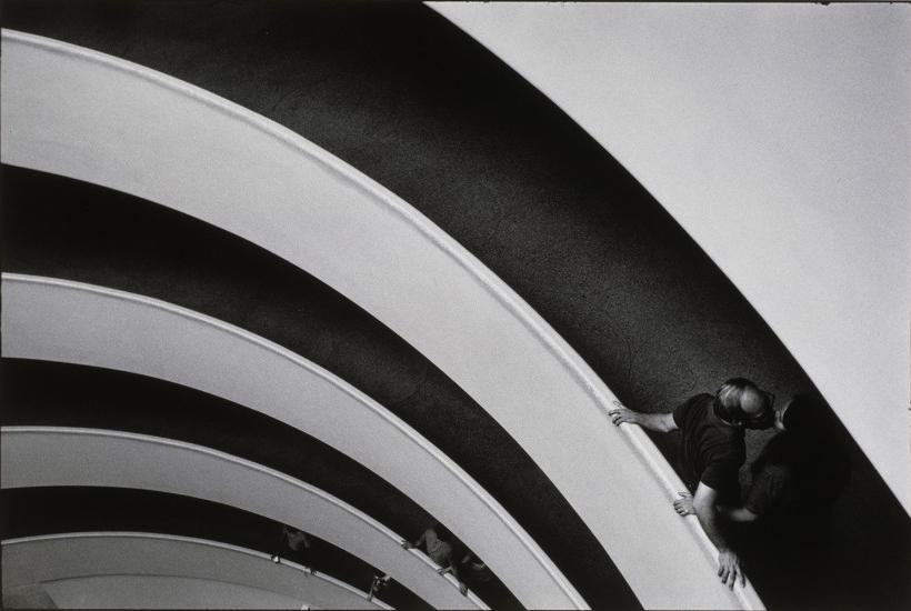 Raymond Depardon, 5 août 1981, New York , Série «Correspondance new-yorkaise » © Raymond Depardon, Magnum Photos. Collection Maison Européenne de la Photographie, Paris.