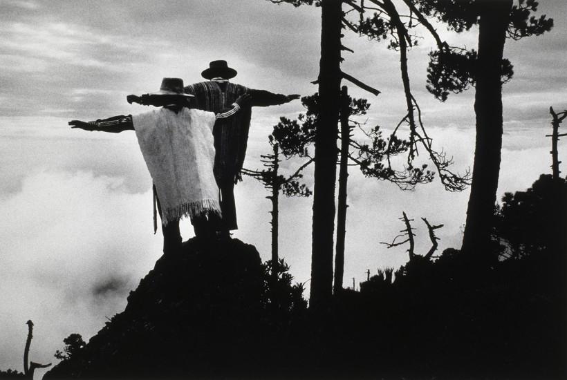 Sebastião Salgado, Oaxaca, Mexique , 1980 © Sebastião Salgado / Amazonas Images. Collection Maison Européenne de la Photographie, Paris.