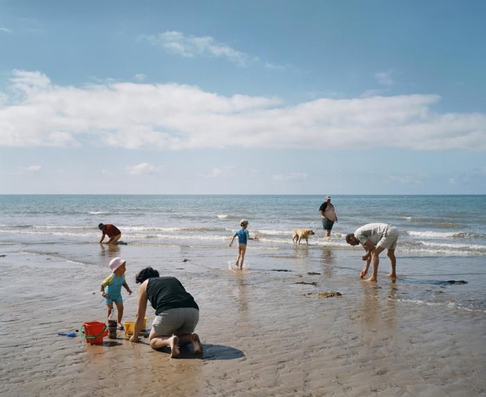 © Julien Chapsal, « L'été », 2010-2012