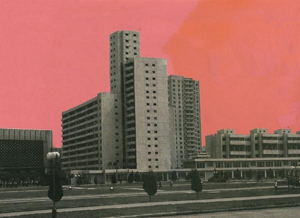 Seung Woo Back, Utopia #011, 2008, Digital Print