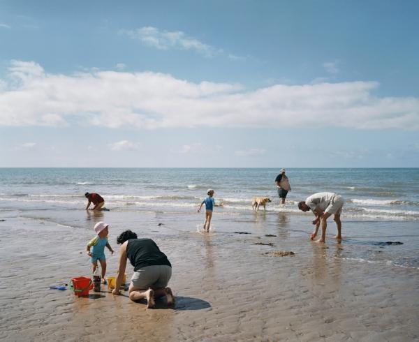 « L'été » , Julien Chapsal , 2012