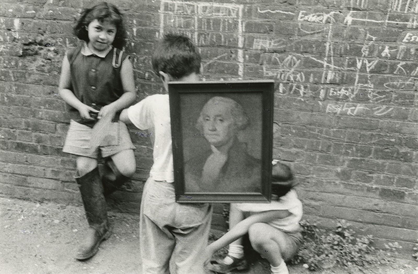 Robert Frank, New York City, 1950