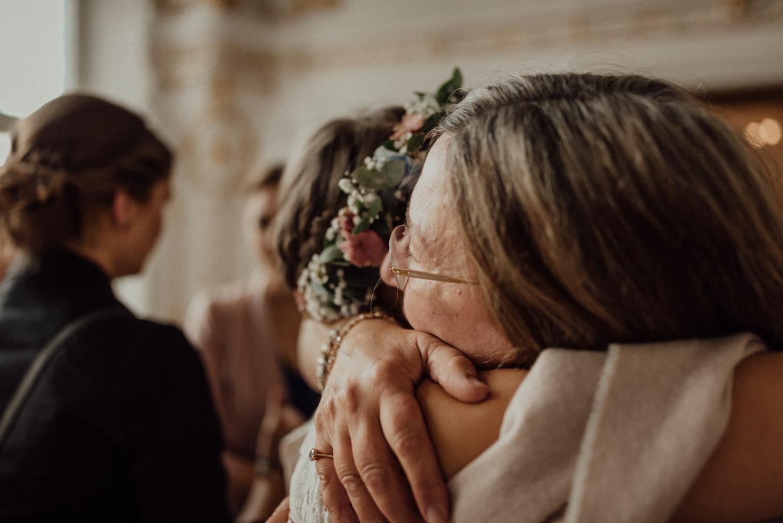 Herzliche Gratulation zur Hochzeit im weißen Saal Aachen