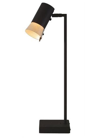 Bezz Mini bordlampa, mörkgrå