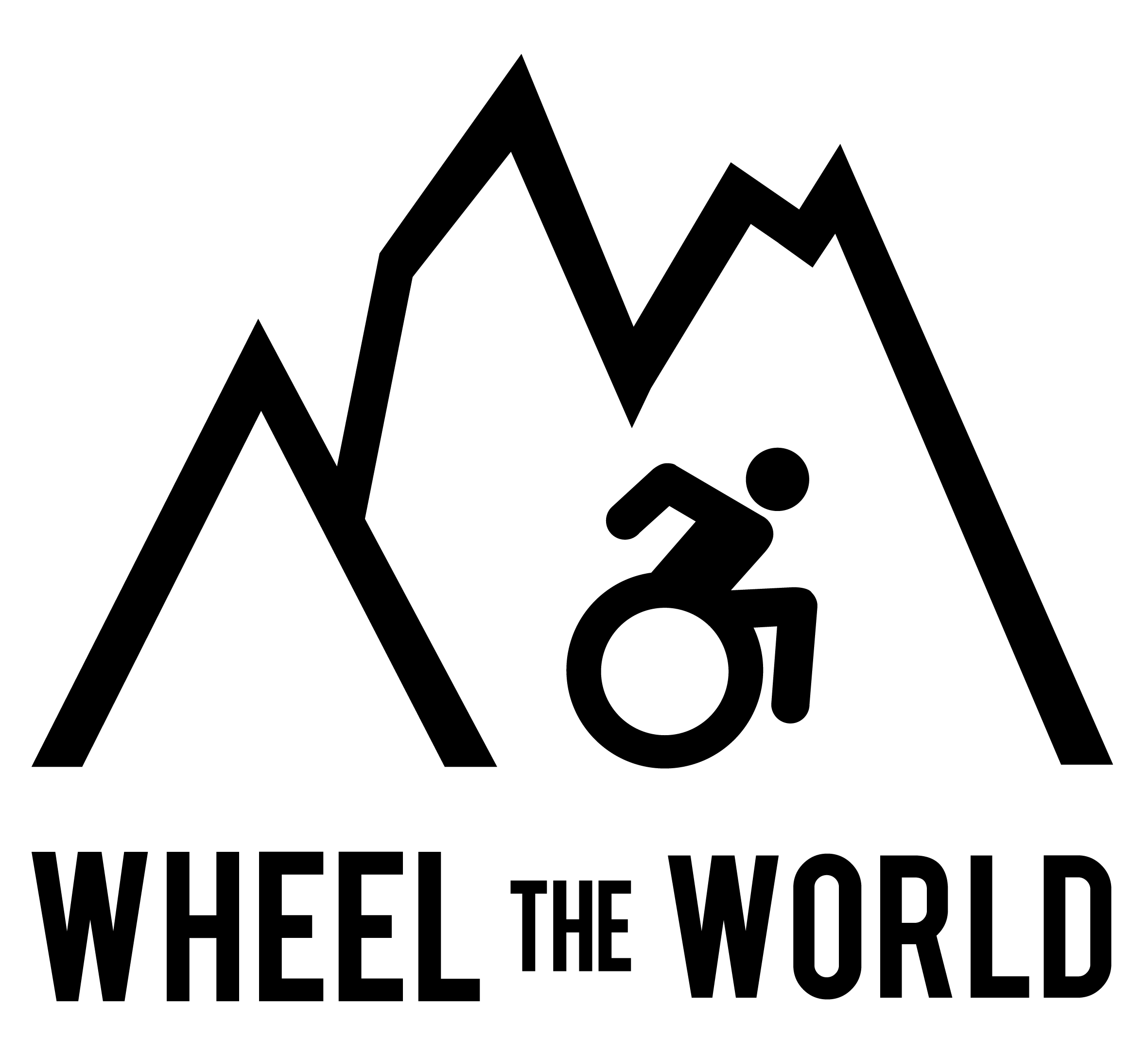 WHEEL THE WORLD