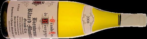 paul pernod 2008 bienvenue batard montrachet.png