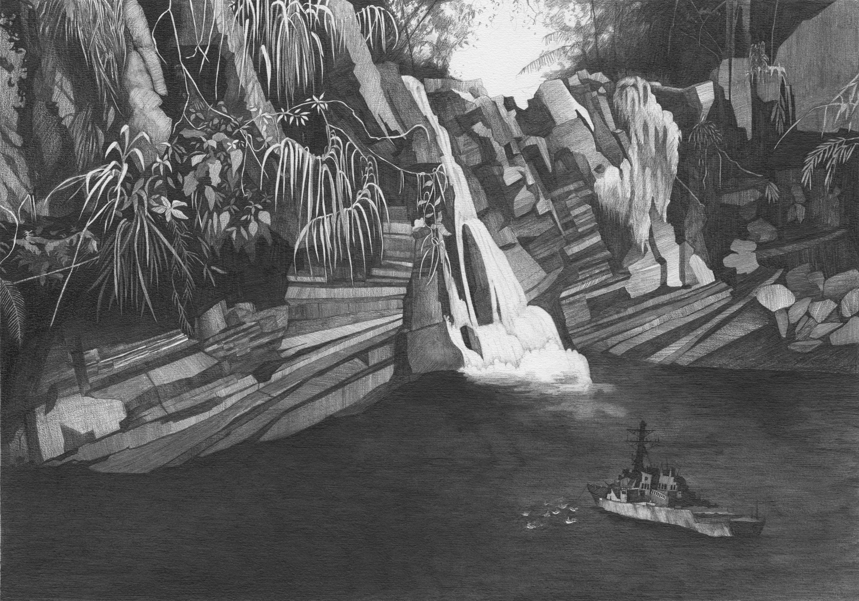 Mutiny at the Falls