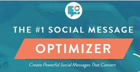 social message optimizer social media promoting tool
