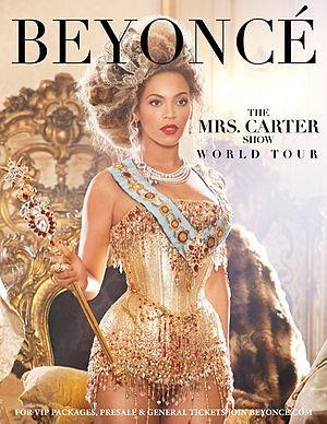 Beyonce -Mrs Carter.jpg