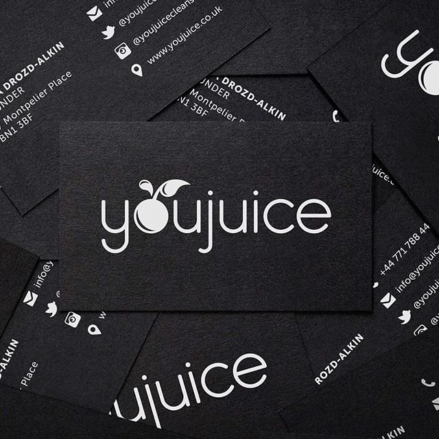 Logo design for @youjuicecleanse #forthelovedesign #graphicdesign #juicycreativity #yummydesign