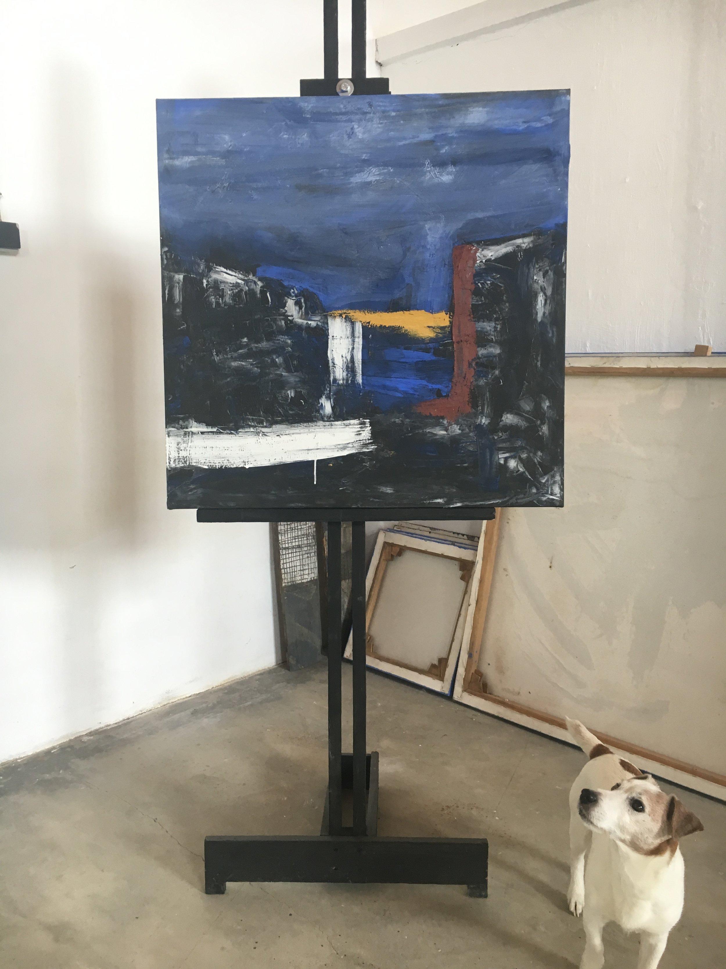 Art-cafe-art-studio-workshop-art-on-easel.jpg