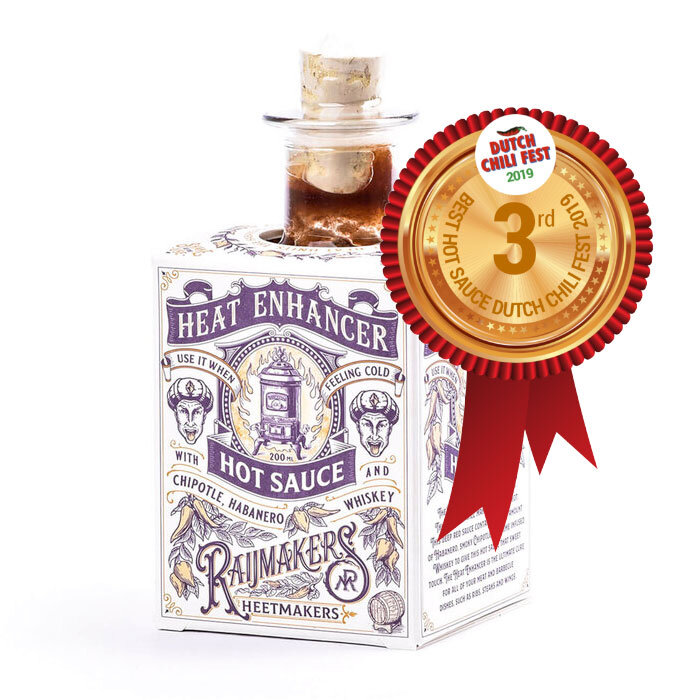 Heat Enhancer-Raijmakers Heetmakers
