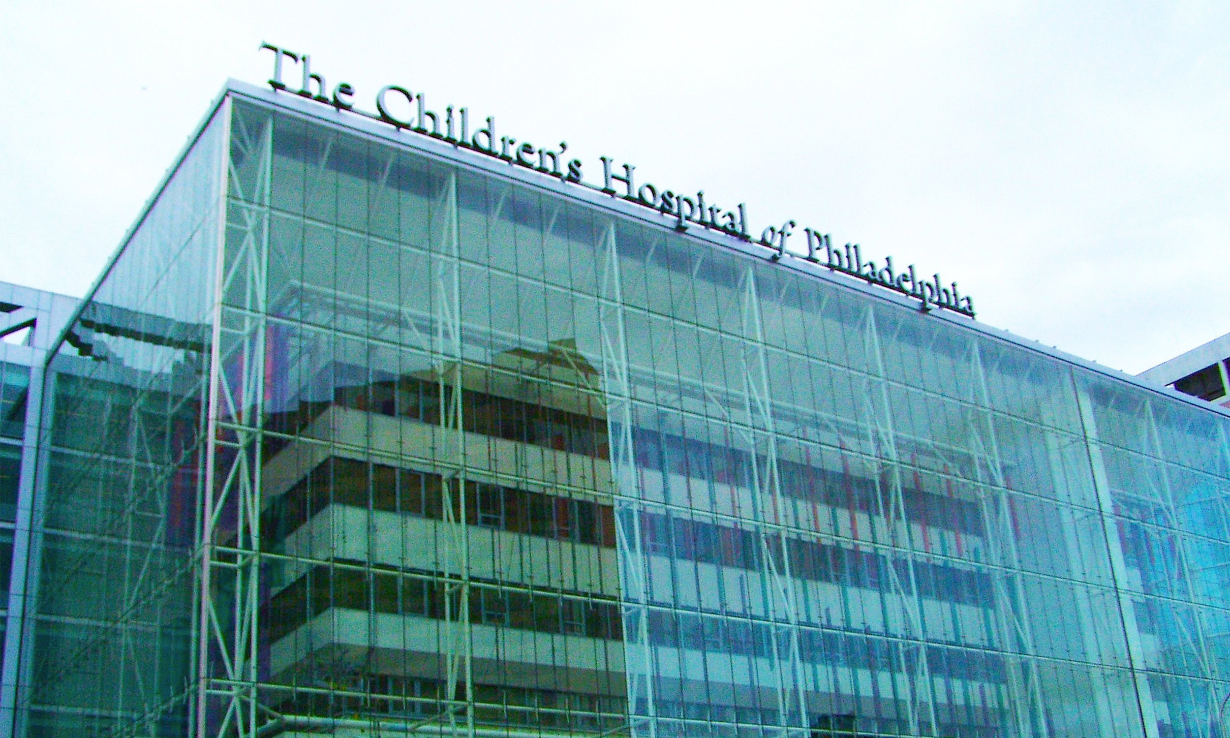 Children's Hospital of Philadelphia (CHOP)   Benchmark Urban Pediatric Medical Centers  Analyze Future Parking Supply and Estimate Surplus/Deficit Conditions  Conduct Financial Analysis and Prepare Alternatives