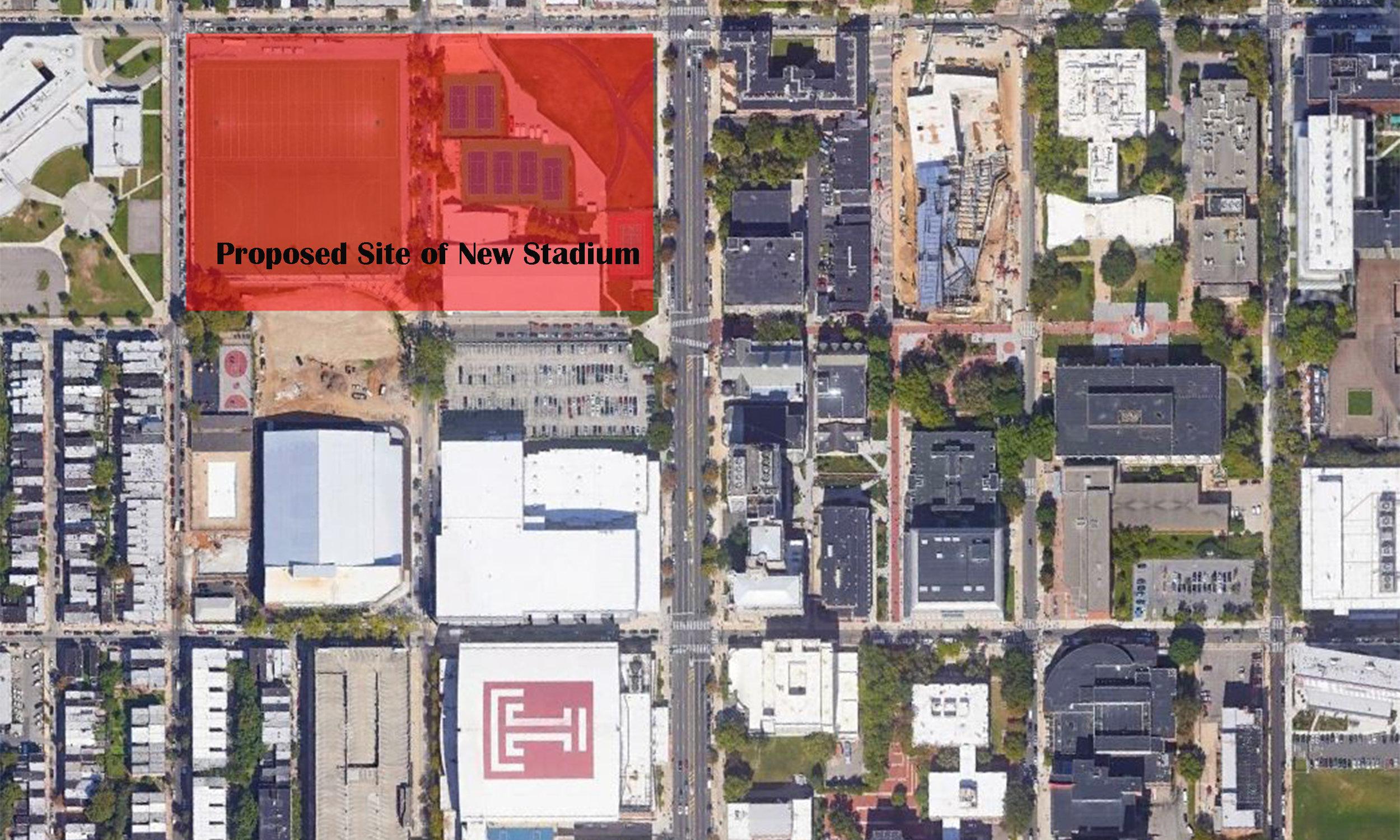 Temple University Stadium   Analyze Parking Demand for a New Football Stadium  Prepare a Stadium Access Management Plan  Recommend Pre-Game Strategies Regarding Parking and Traffic
