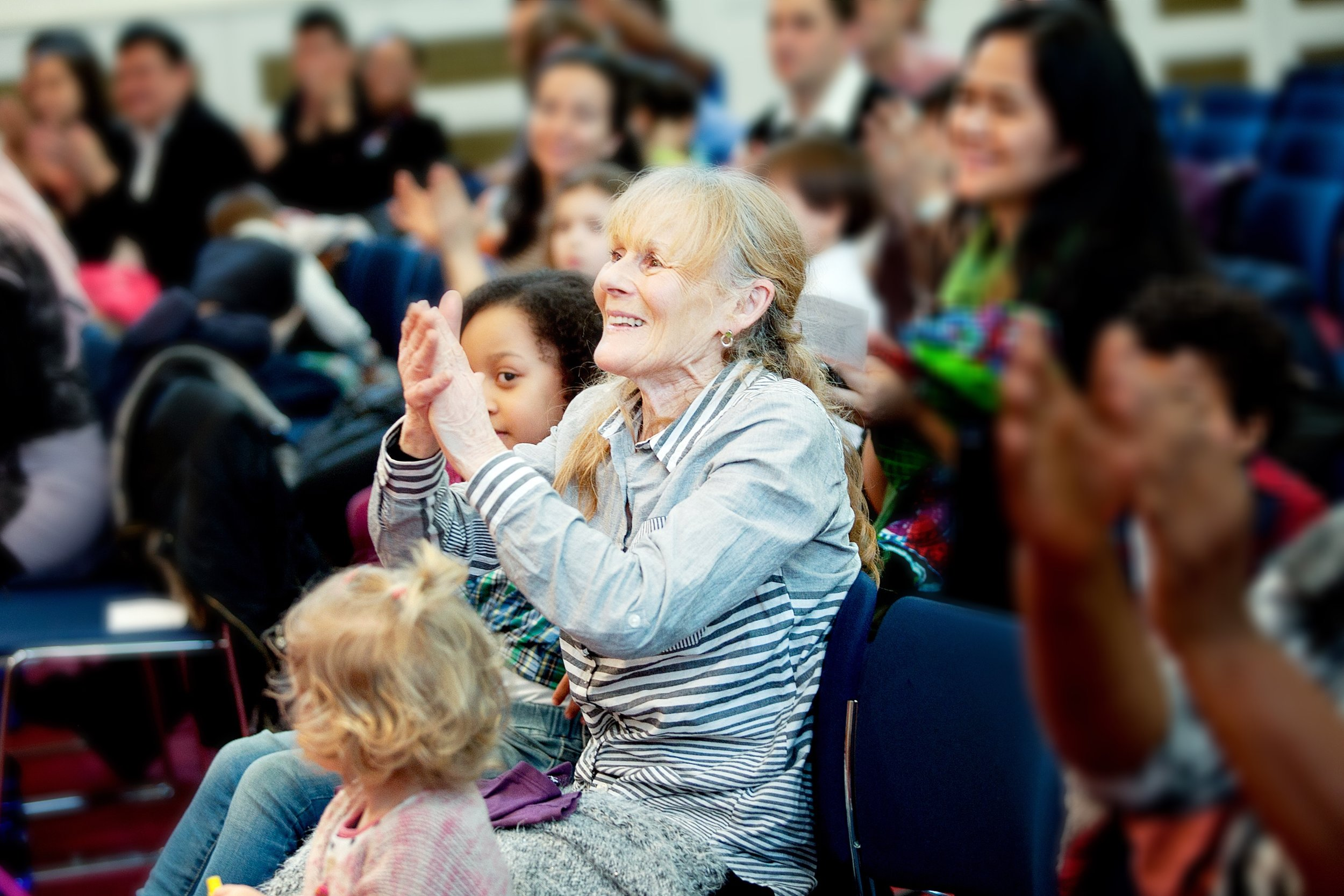 Music in the Community - We provide interactive concerts and workshops in museums, libraries and community centres.