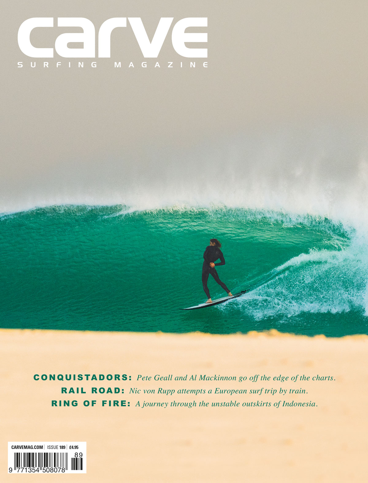 Carve cover P.Geall