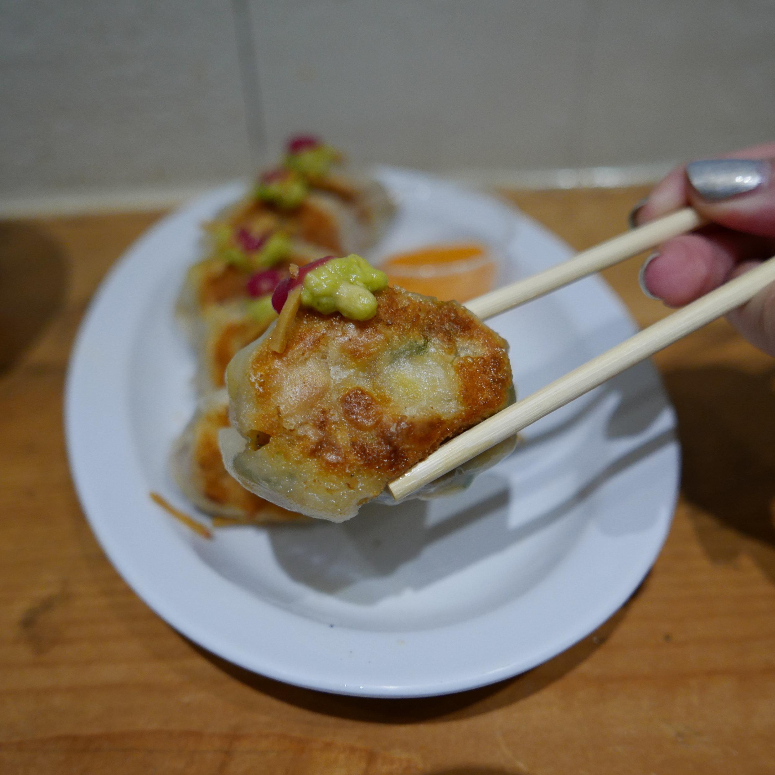 Mimi Cheng Guac Dumplings