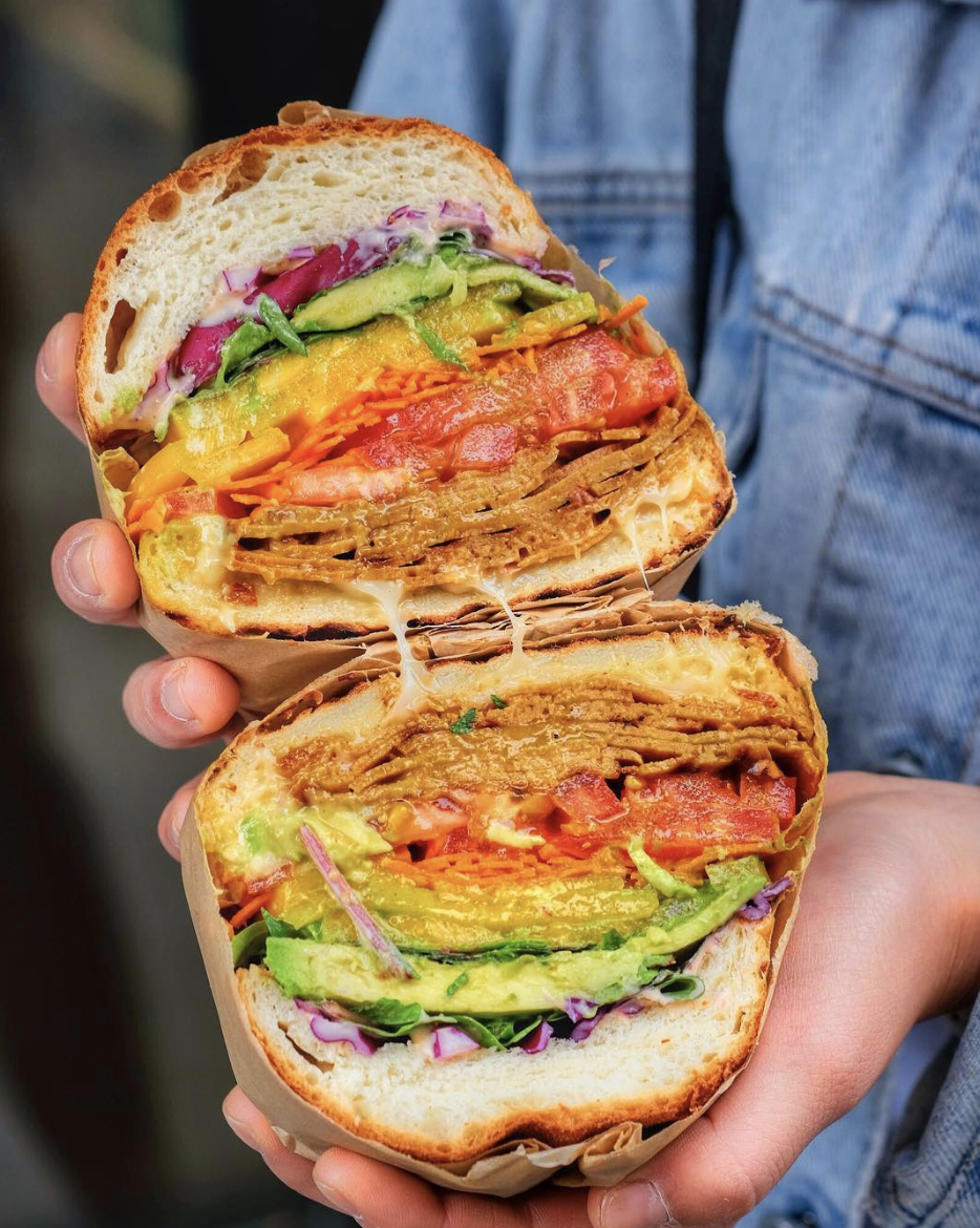 Special Daily Sandwich from Orchard Grocer