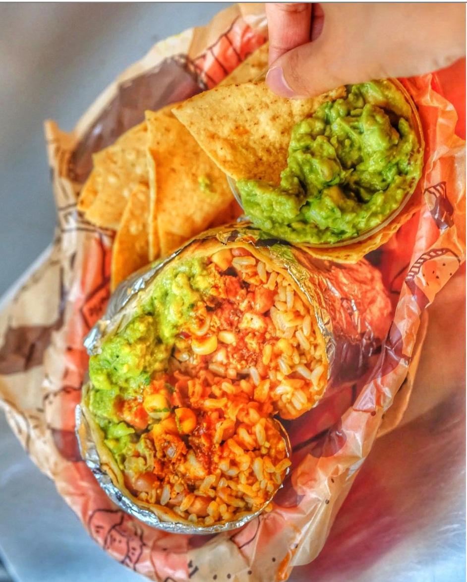Sofrito Burrito