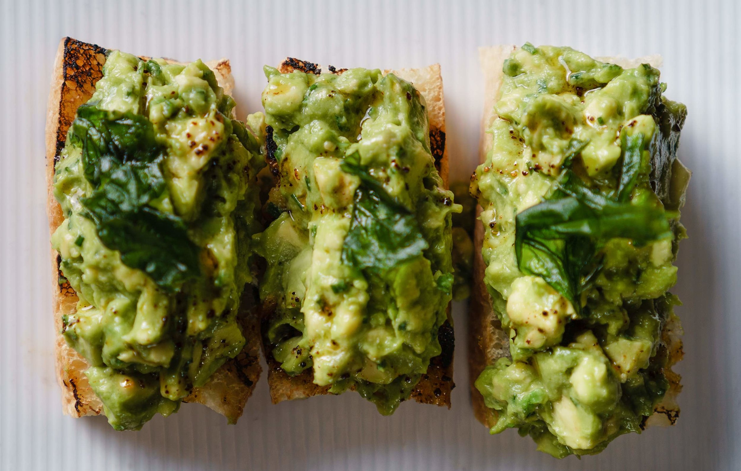 Avo Toast. Photo from Beauty and Essex.