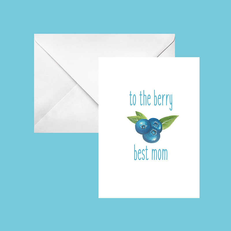 to the berry best mom