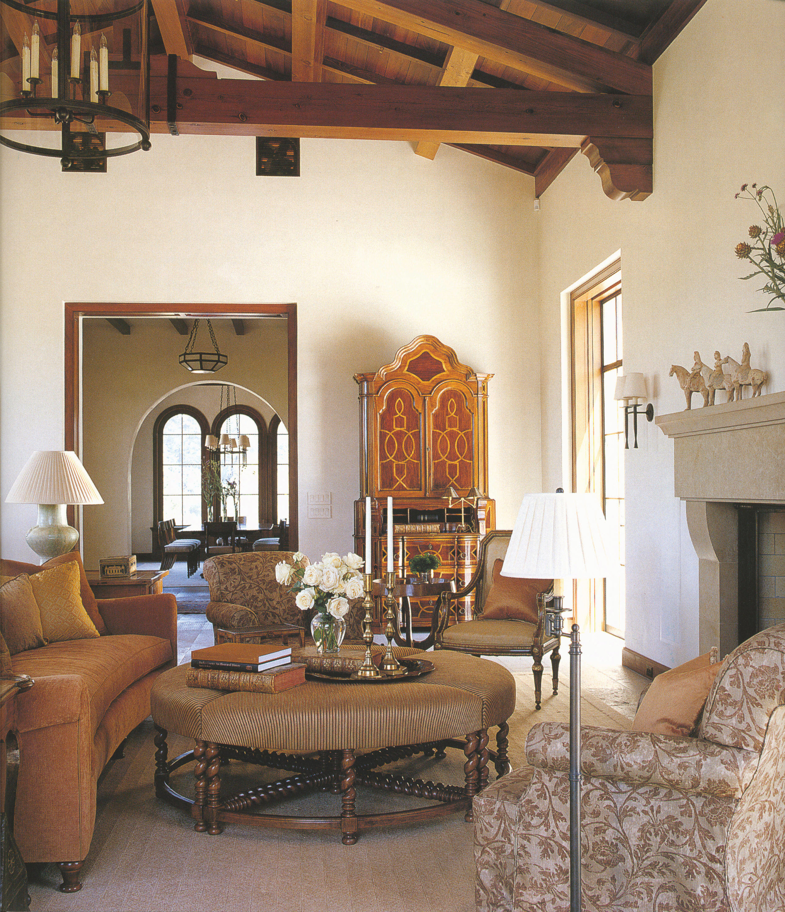 Spanish Revival The Wiseman Group