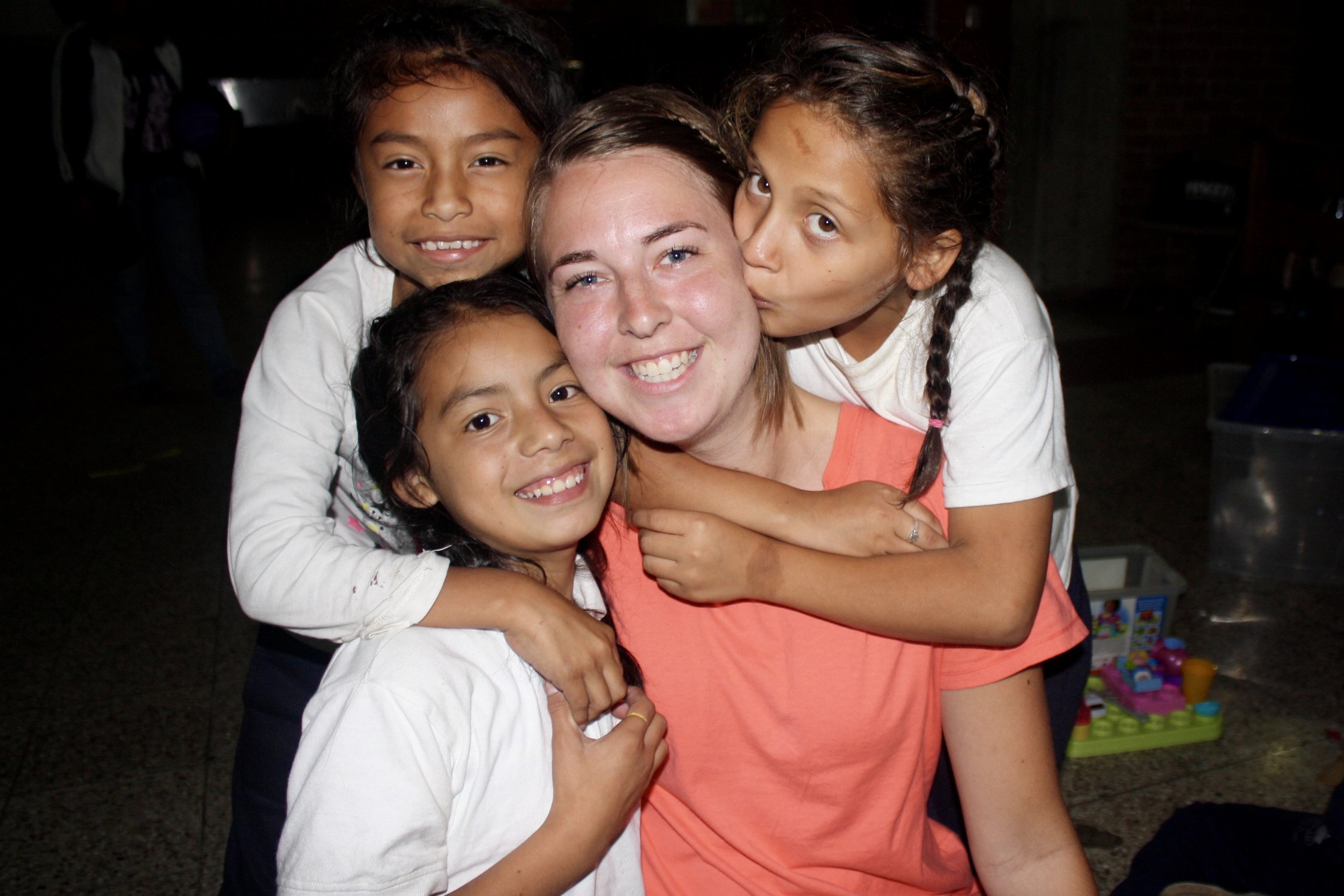"""""""You come to Valley expecting to help these children, but in reality, you come away with a lot more than you give—the gift of love."""" –Nicole F."""