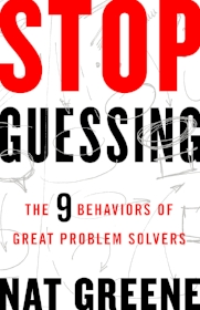 Our 20 years of experience solving hard problems, codified. What makes great problem-solvers isn't a method--it's a radically different set of behaviors.   Amazon  |  Website  |  Video
