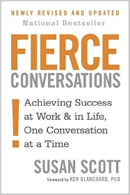 This taught us that the conversation is the relationship. This has helped us have richer, realer, and more productive conversations at work and in our lives at home.   Amazon  |  Website