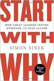 Sinek teaches us that understanding why we do what we do inspires much more than what we're doing.   Amazon  |  Website  |  Video