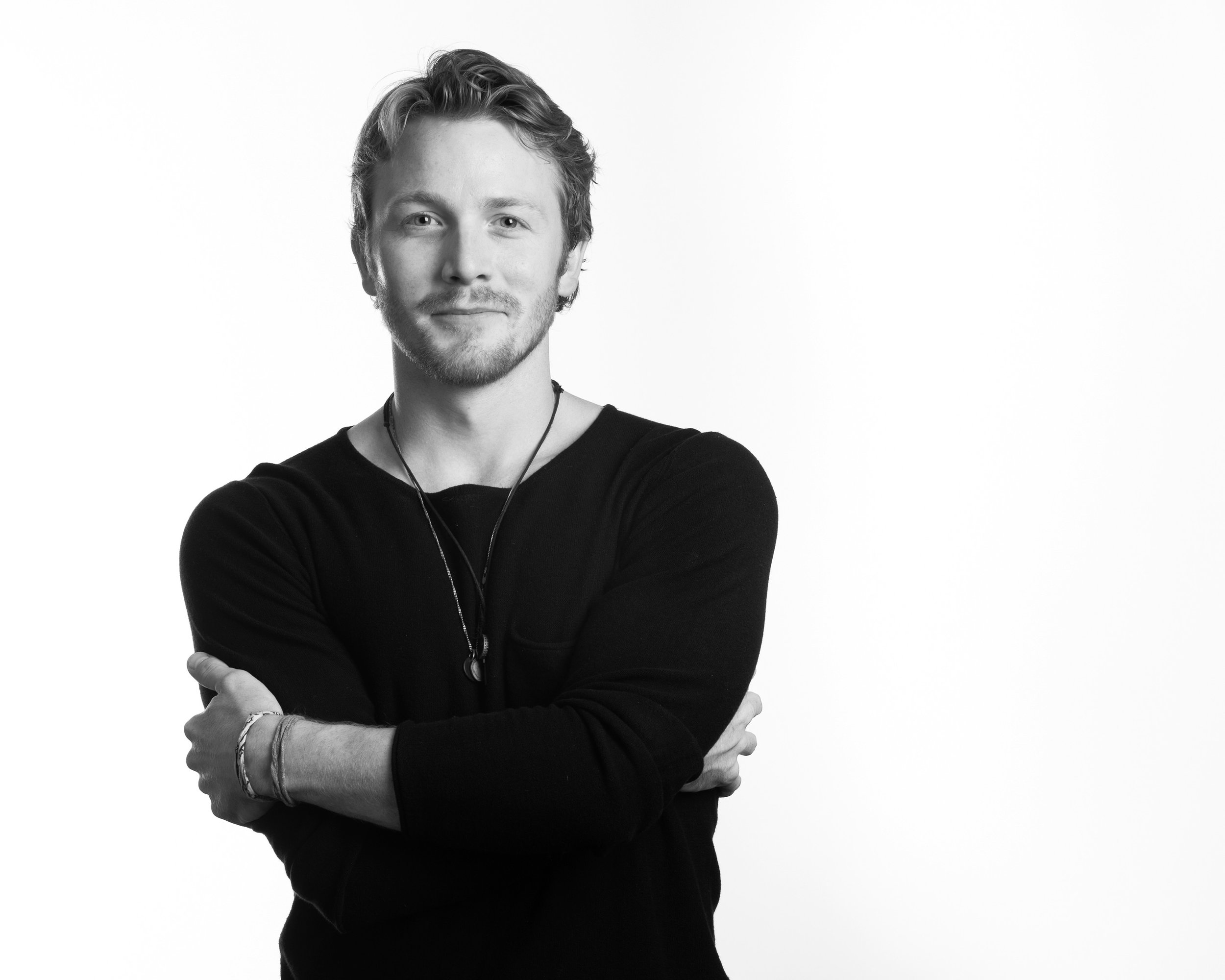 Ben is the film's main writer and script supervisor.