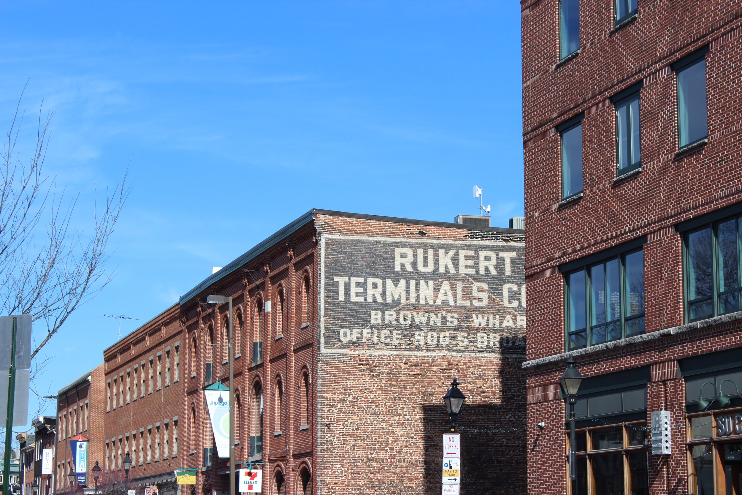 Fells Point: a charming mix of new and old