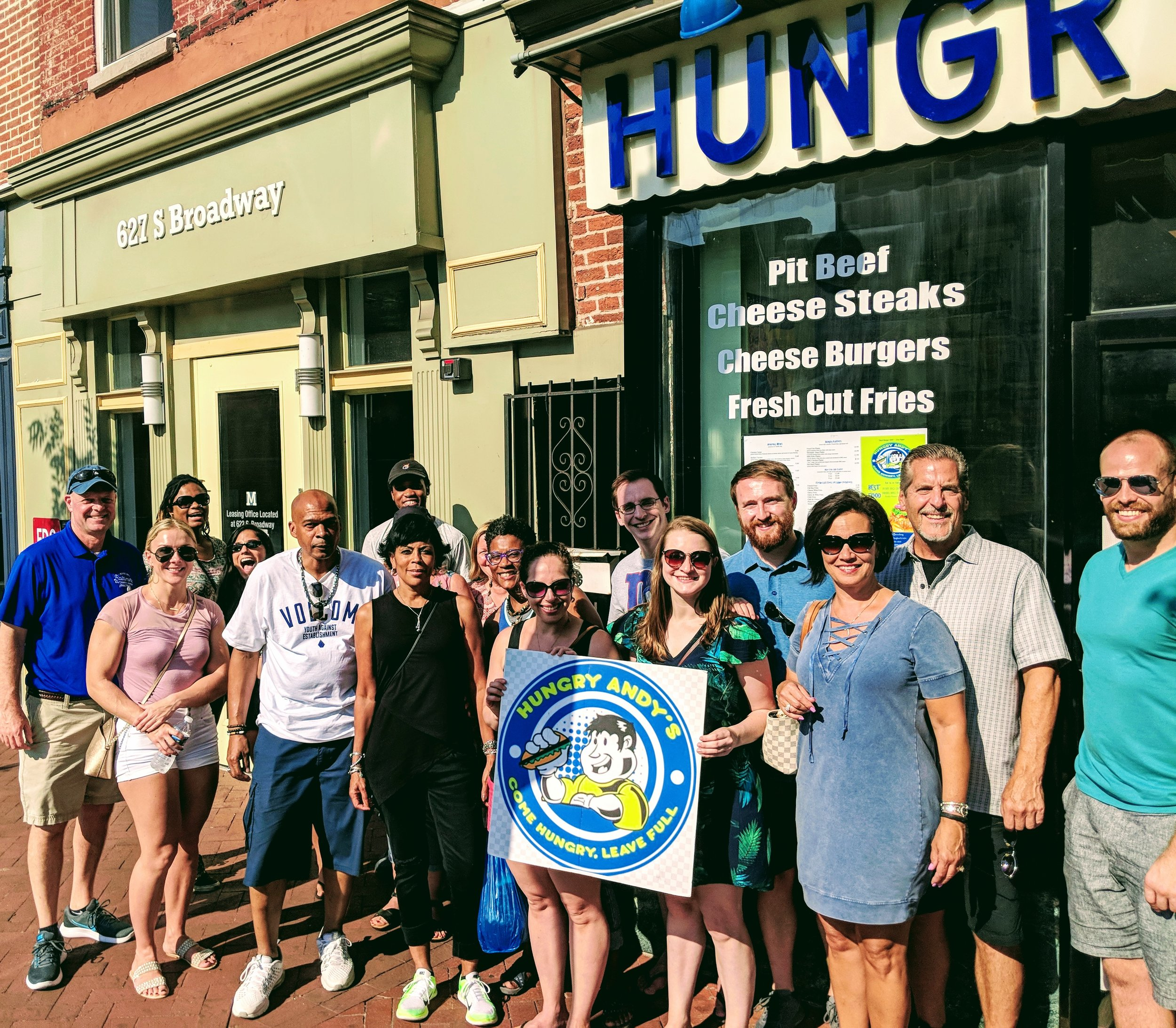 Corporate team building: even more fun with a food tour!