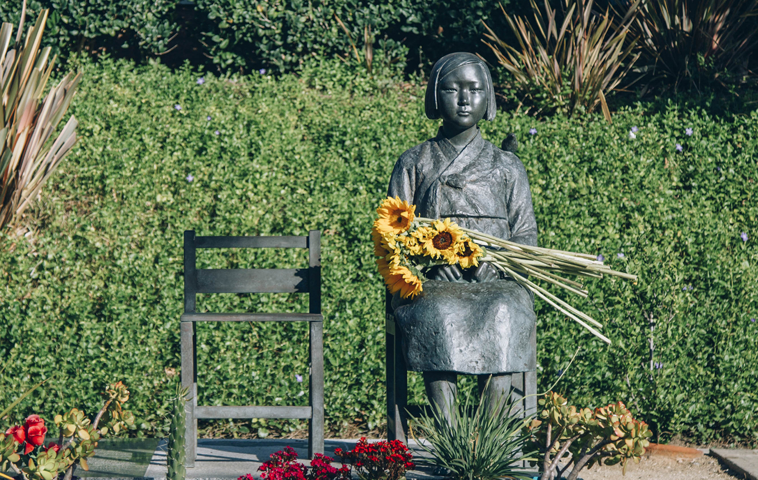 """Learn More about the """"Comfort Women"""" Issue!"""