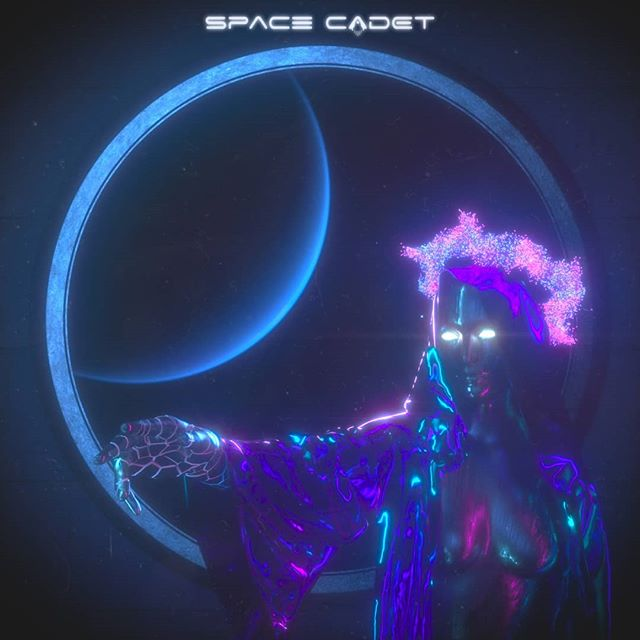 I made some track art for my good friend @spacecadetdubs be sure to check out his other tracks!
