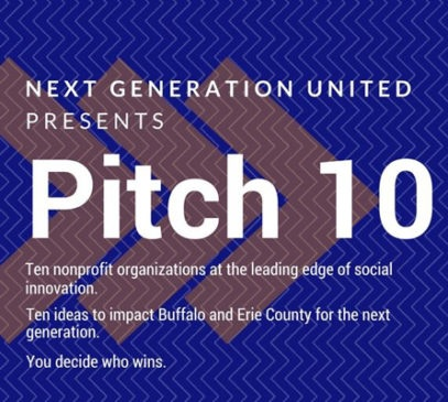 2nd Place in United Way's Pitch 10 Competition, 2017