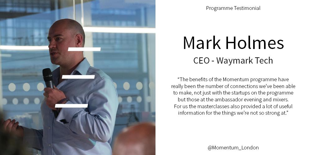 Mark Holmes Waymark Tech Testimonial Card Spring 2017.png