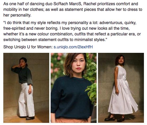 Rachel - FB Feature