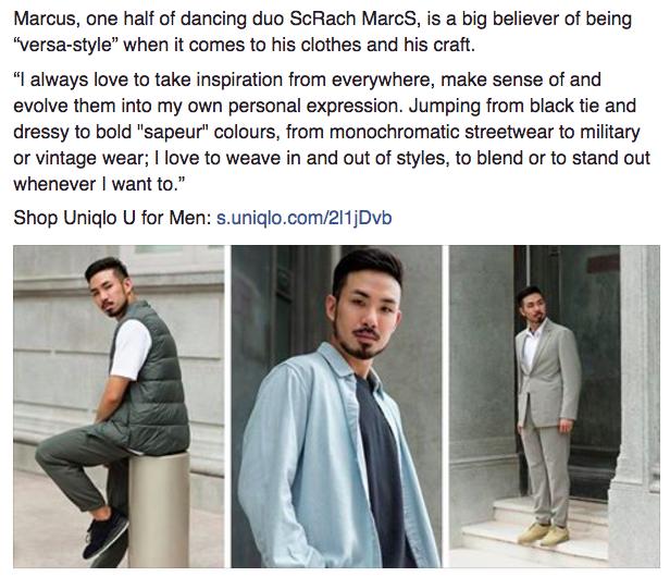 Marcus - FB Feature