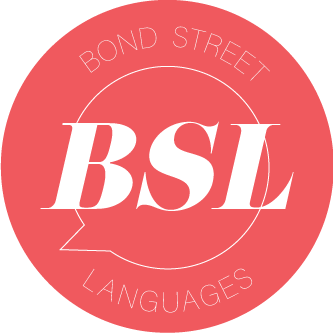 Bond street languages logo