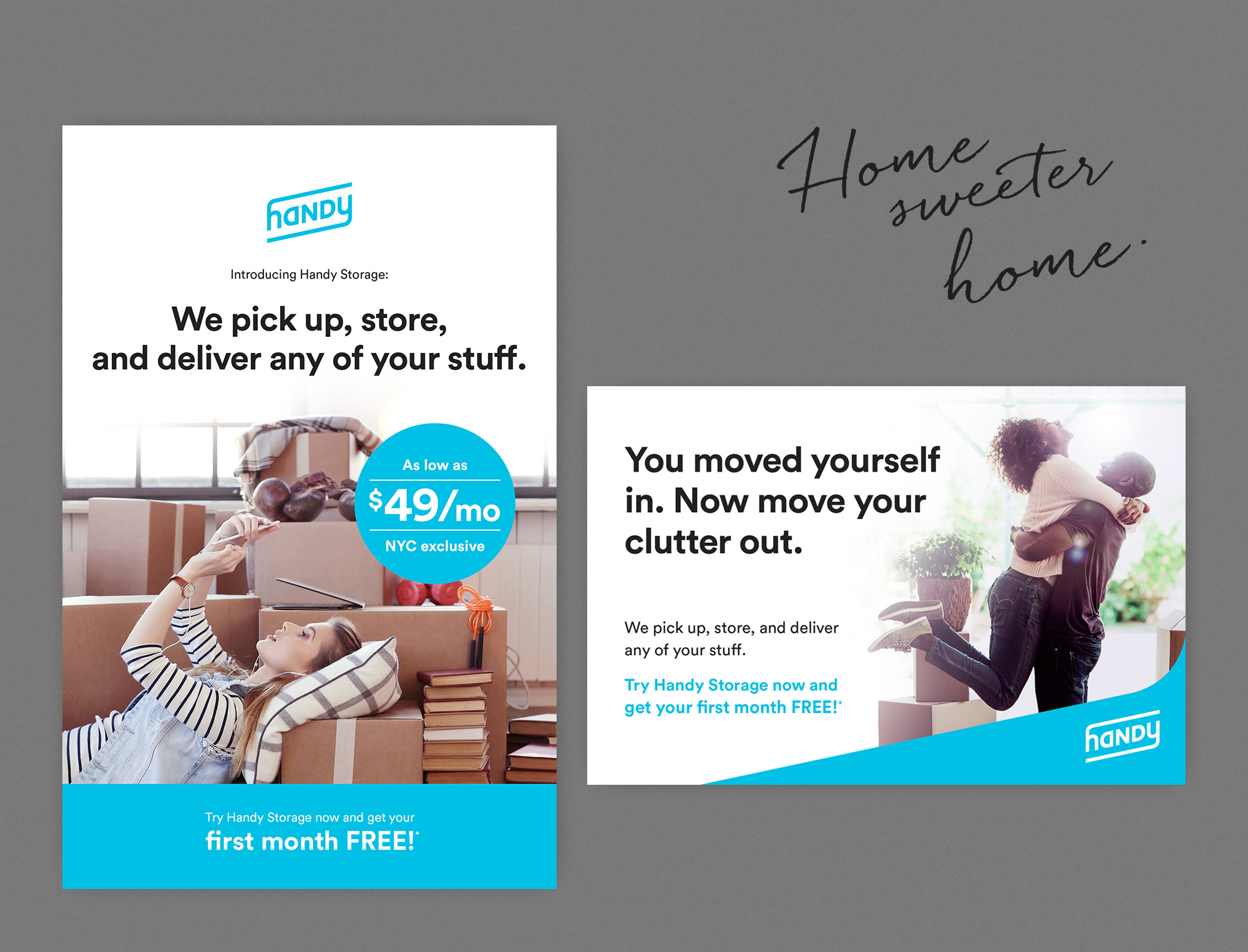 Shared Mail Flyer Designs