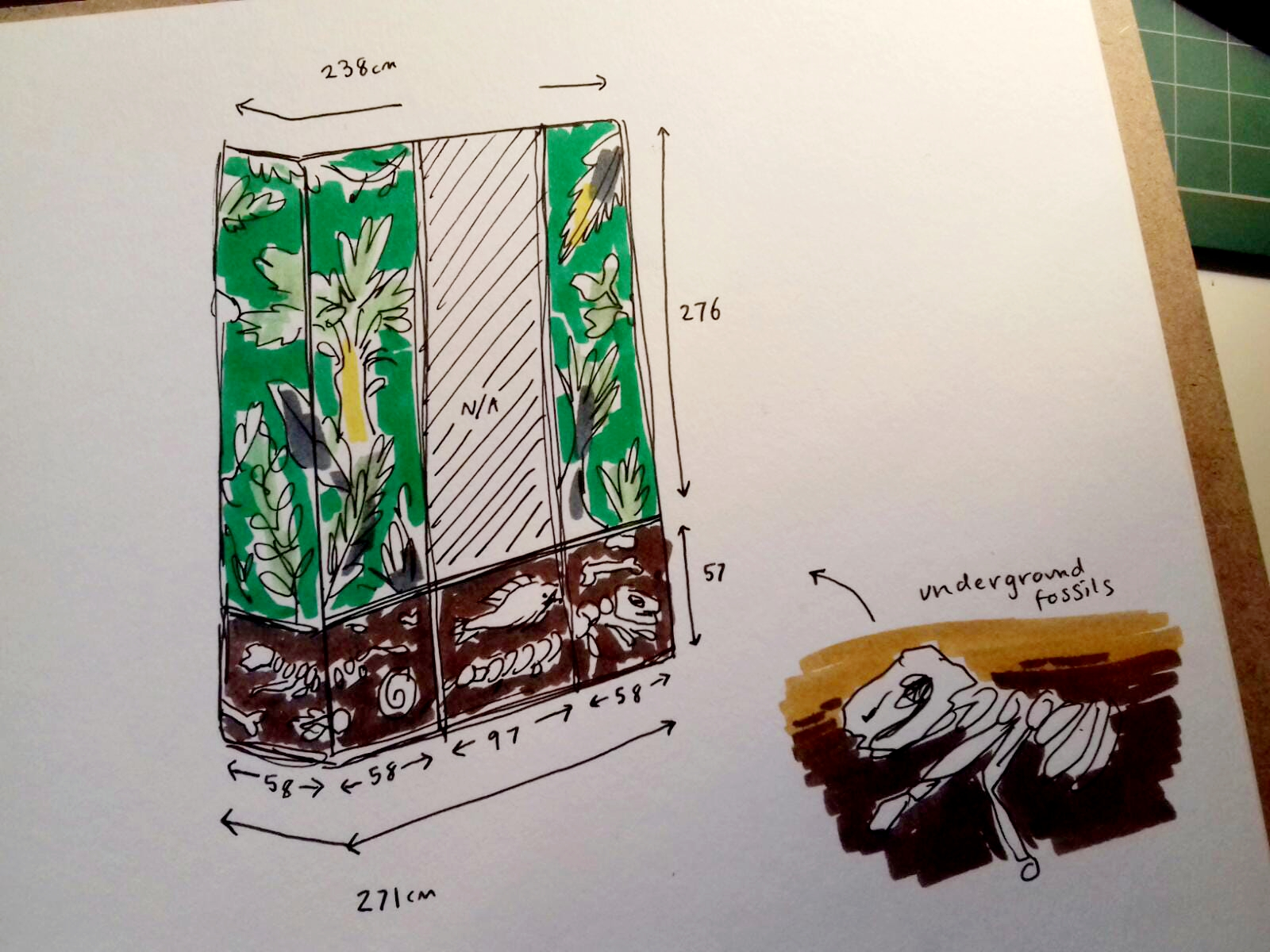 Natural History Museum window display sketches.sovisualise.jpg