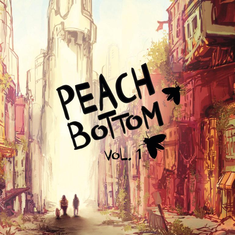 _  PEACH BOTTOM  print