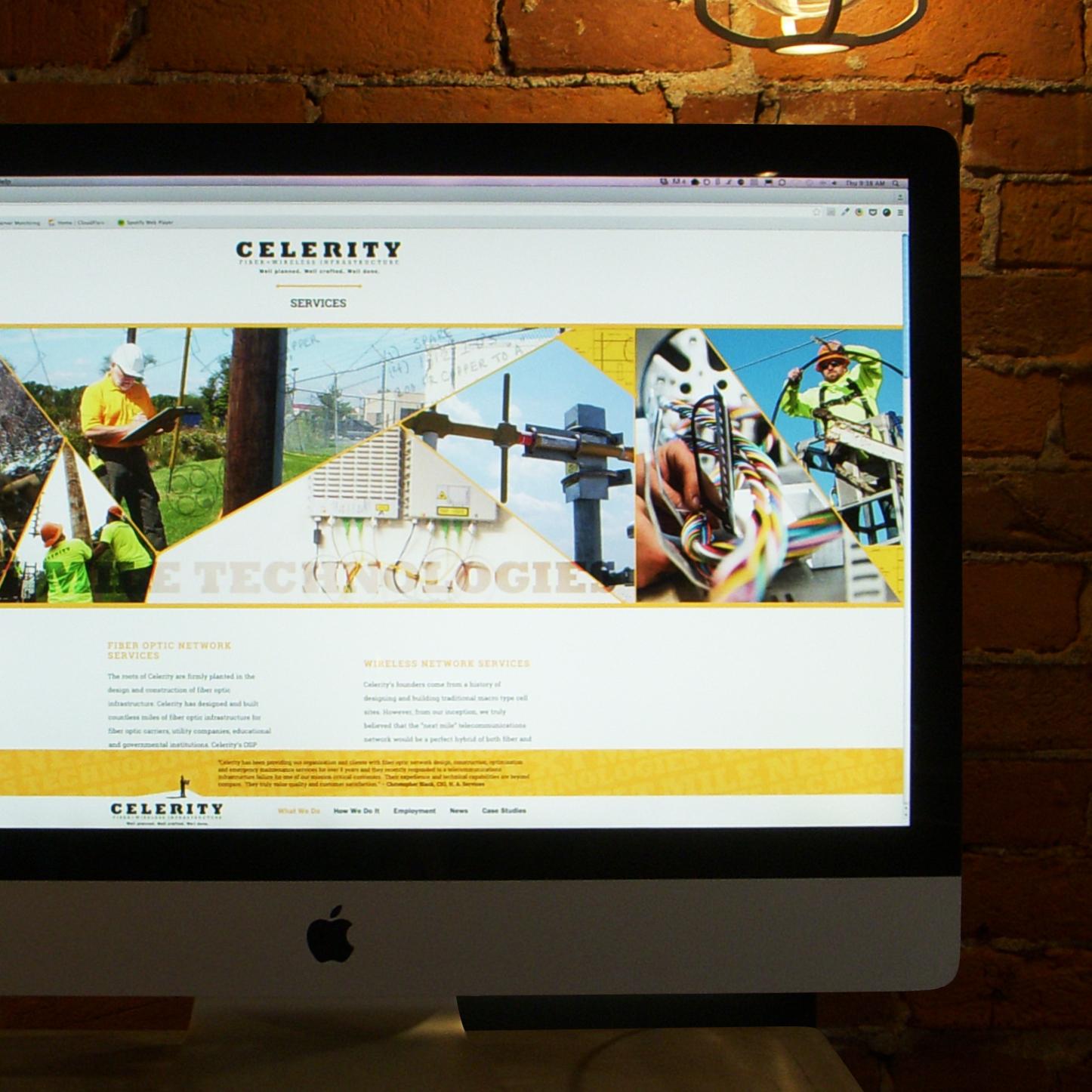 _  Celerity  web, print, photography