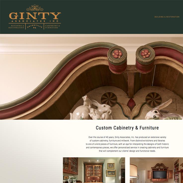 _  ginty associates, inc  web