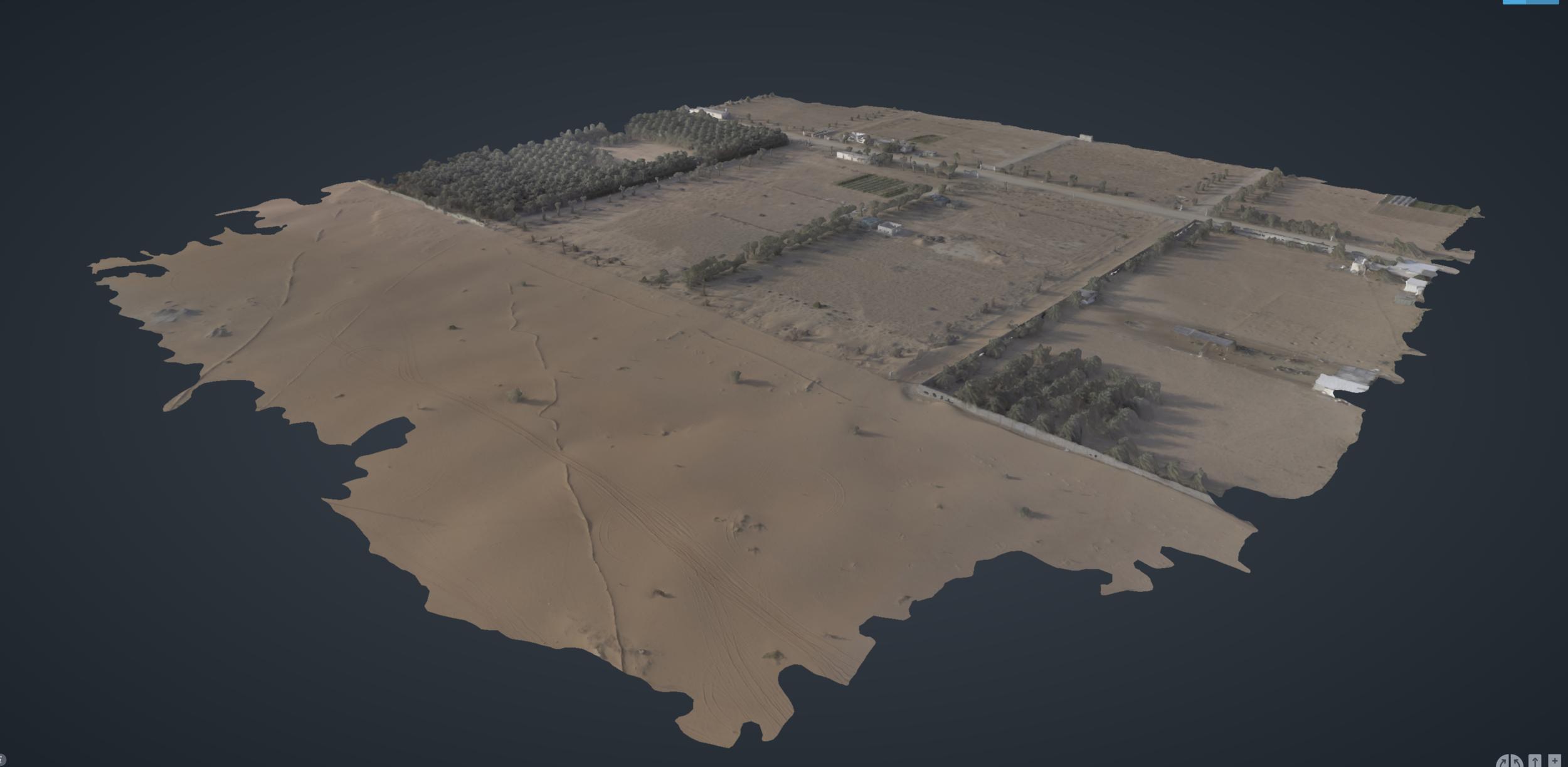 Ardh-3D Site Survey-AbuDhabi