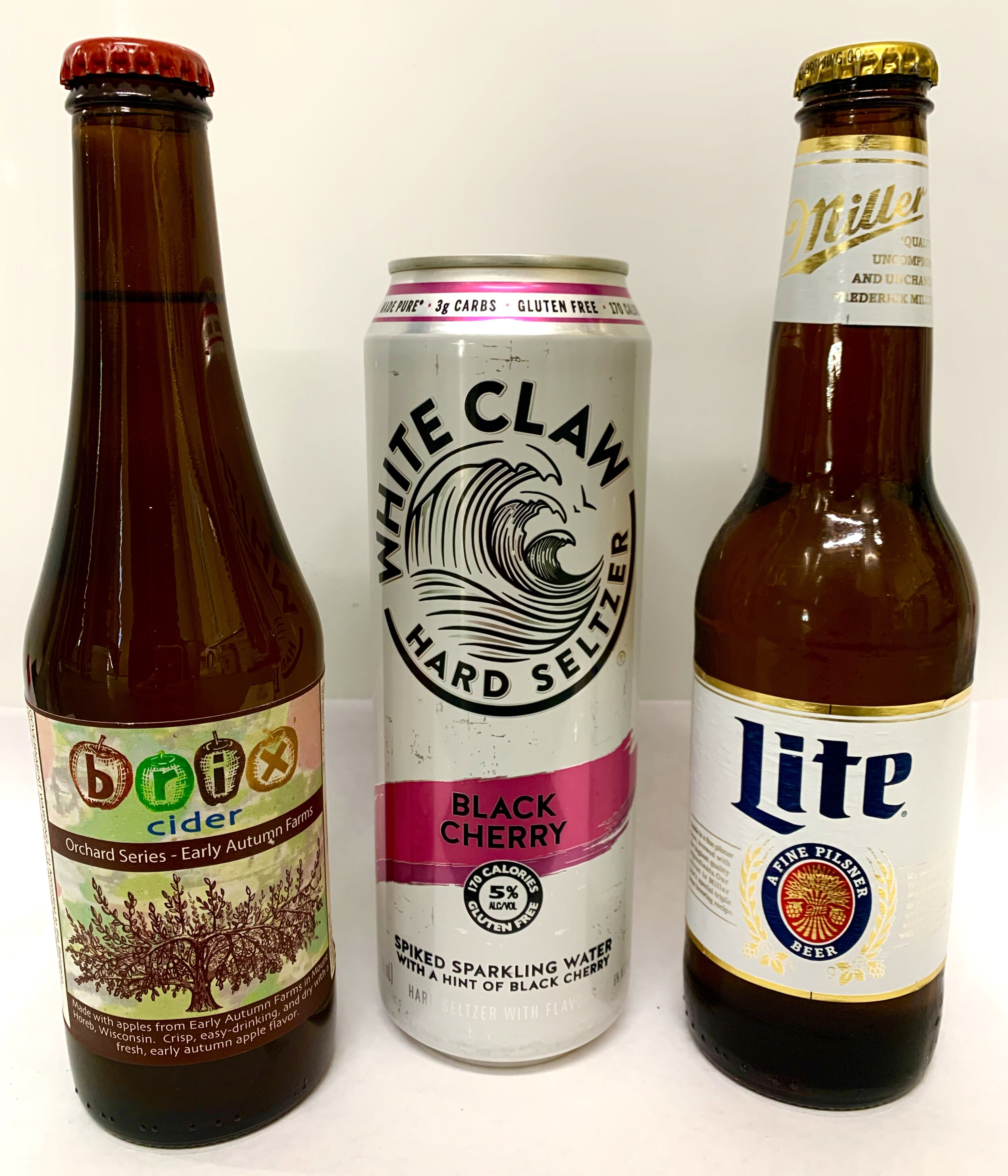 Calories In Dry Cider Hard Seltzer And Light Beer Brix Cider