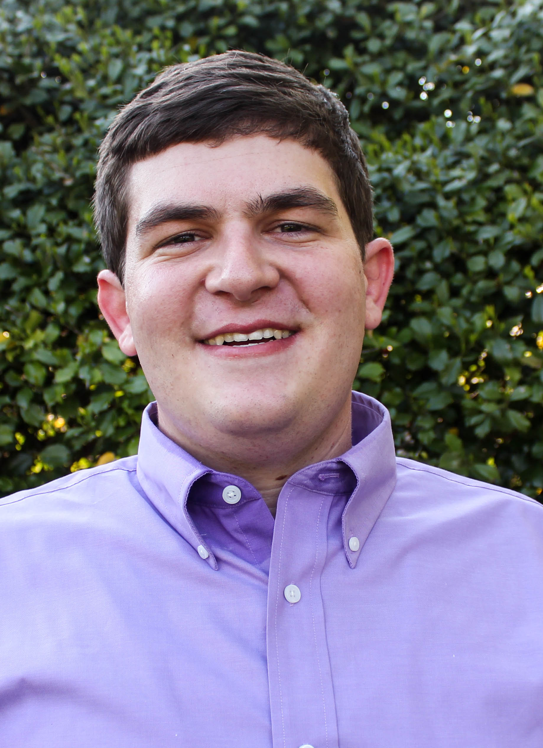 Brigham Johnson will be graduating in May from Western Carolina University. While there, he has focused on design and stage management, but also does work as a carpenter. Recently he designed the set for J.B., a biblical story about the life of Job. -